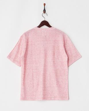 ピンク  COOL MAX ダブルフェイスTシャツ見る