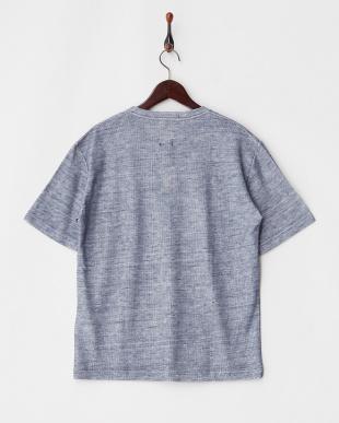 ネイビー  COOL MAX ダブルフェイスTシャツ見る
