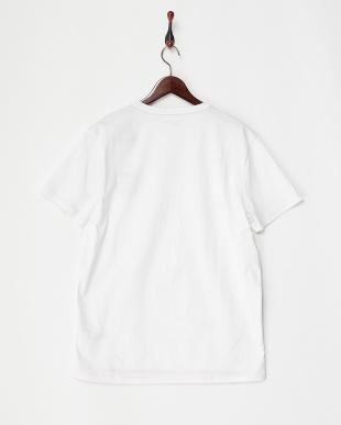 ホワイト  アイコン ショートスリーブバッジTシャツ見る