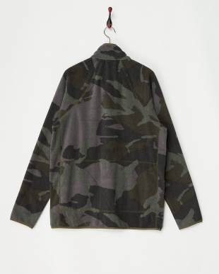 Beetle Derby Camo Ember Full-Zip Fleece見る