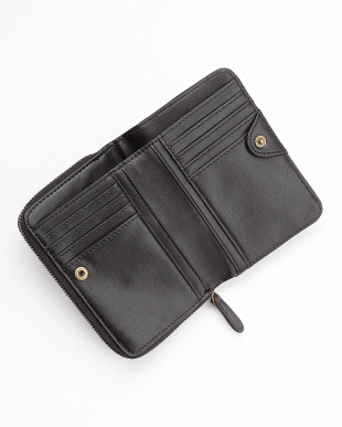 ブラック  DK. STAREMBOSS RF 二つ折り財布見る