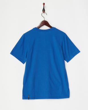 ヘリテージブルー  フロントロゴ Tシャツ MEN見る