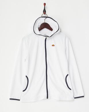 ホワイト  DEO PROTECT COOL フードジャケット WOMEN見る