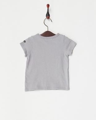 グレー テンジクS/S GOOD MORNING Tシャツ見る