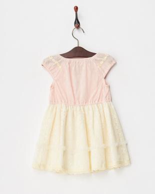 ピンク  ボイルジャンパースカート見る