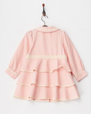ピンク  スプリングコート見る