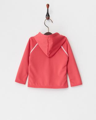 チェリーピンク  プリントベビーアクアシャツ|BABY見る