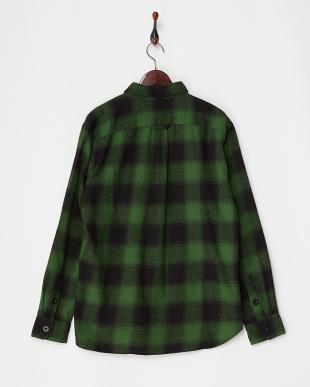 GREEN FLOMBRE ネップネルシャツ見る