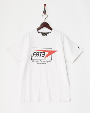 WHITE TEX プリントTシャツ見る