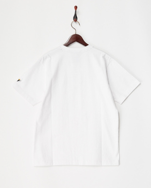 WHITE GOBRO プリントTシャツ見る