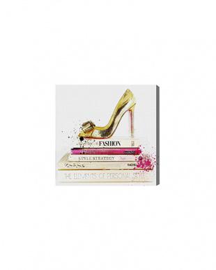 GOLD SHOE AND FASHION BOOKS 30.4×30.4cm見る