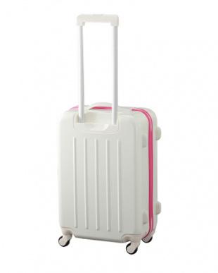 ホワイト  ノラTR スーツケース 26L見る