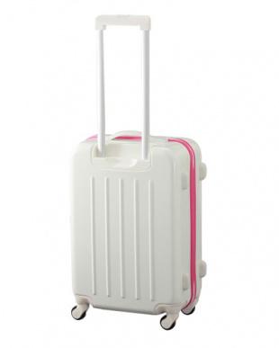 ホワイト ノラTR スーツケース 47L見る