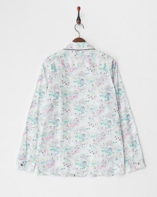 WH/PT  LIBERTY パジャマシャツ見る