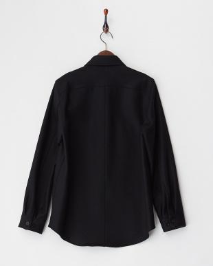 BK SUPER120's 長袖CPOシャツ見る