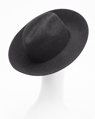 CGY  CRUSHABLE FINE FELT HAT見る