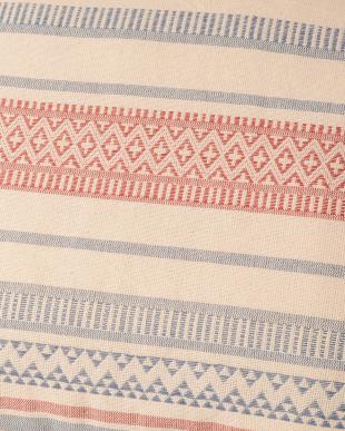 RED テラ インド綿背あてクッション 45×45cm見る