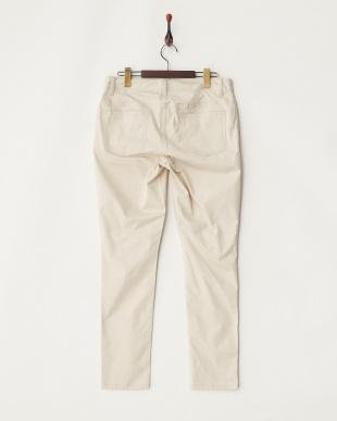1DB DARK BONE WHITE Five Pocket PANTS見る