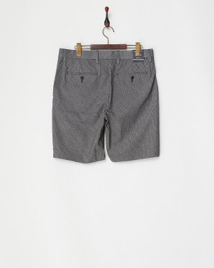 TRUE BLACK 総柄 Flat Front SHORTS見る