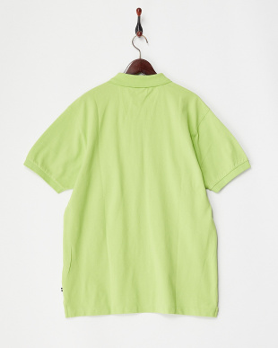 CRYSTAL GREEN  Polo KNIT見る