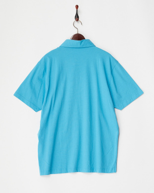 WATERFALL TURQUOISE  Polo KNIT見る