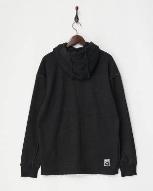 PUMA BLACK  ARCHIVE ウィンタライズド フーデッドジャケット見る
