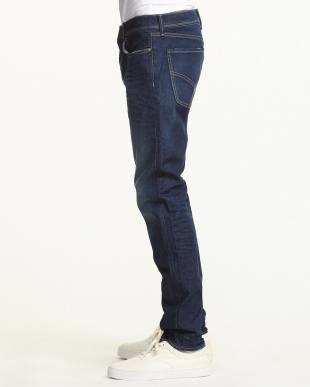 WR01  ANDRES K BLUE DENIM COMFORT 12 OZ パンツ見る