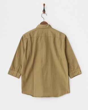 khaki  シャツ SGS: OX NARROW REG 7S見る