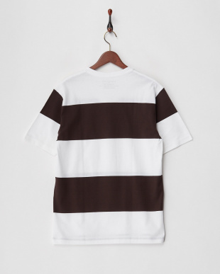 brown  カットソー SGS: CALIF BDR V NECK TEE見る