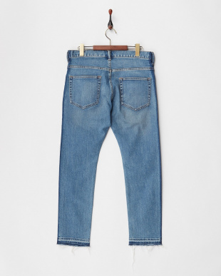 lt.blue  パンツ JB:SIDE LINE ANKLE DENIM見る