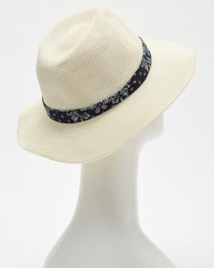 natural  帽子 JB:BRADE HAT /w BANDANA TAPE見る