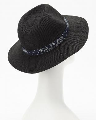 black  帽子 JB:BRADE HAT /w BANDANA TAPE見る