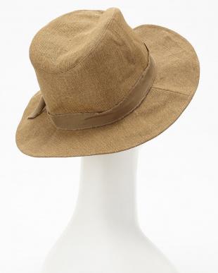 beige  帽子 INFEILDER:EX PAPER HAT見る