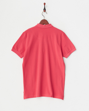 レッド系  ポロシャツ見る