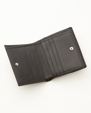 ブラック  二つ折り財布<Jackie Purse>見る