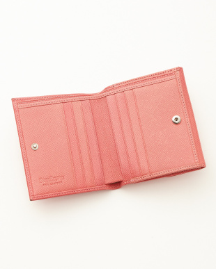 ピンク  二つ折り財布<Jackie Purse>見る