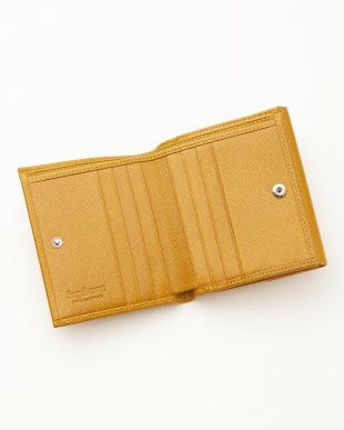 イエロー  二つ折り財布<Jackie Purse>見る