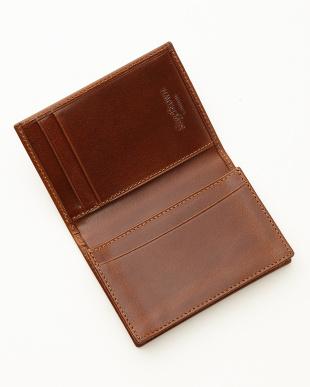 ハバナタン  名刺入れ<expandable business card case>見る