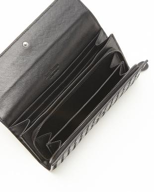 ブラック  長財布見る