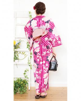 ピンク 浴衣単品|WOMEN見る