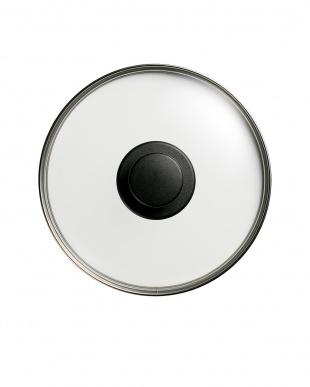 ブラック  コンビクック21cm(ガラス蓋付き)見る