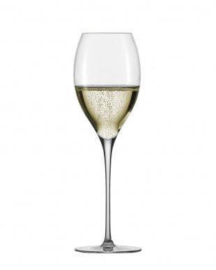 GUSTO シャンパングラス 6個セット見る