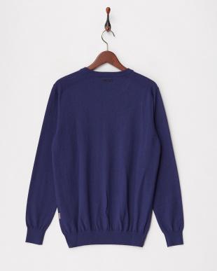 Deep Cobalt Sierra Sweater見る
