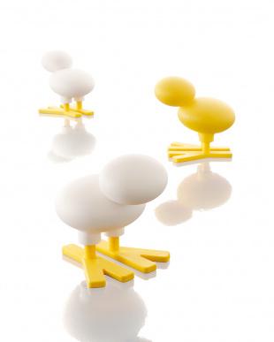 white(本体)/yellow(脚)  Happy Bird Mini(オブジェ)見る