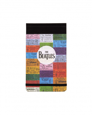 ビートルズ 1964 鉛筆/ミニジャーナル/ジャーナル/トートバッグ見る