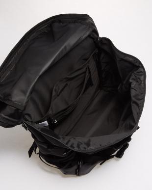 ブラック  SIDE STRAP バックパック 34L見る