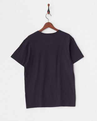ネイビー  OLD VAN PHOTO ST Tシャツ見る