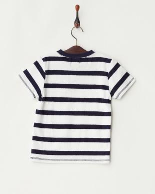 BDR1  NO-CO PILE ST KIDSボーダーTシャツ見る