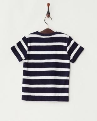 BDR2  NO-CO PILE ST KIDSボーダーTシャツ見る