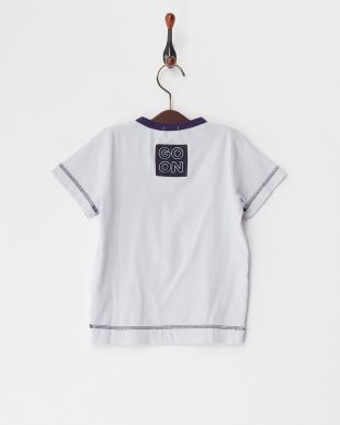 グレー ビンテージカープリントTシャツ|BOY見る